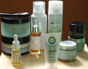 Great 'free from' products - and past winners of the FF Skincare Award